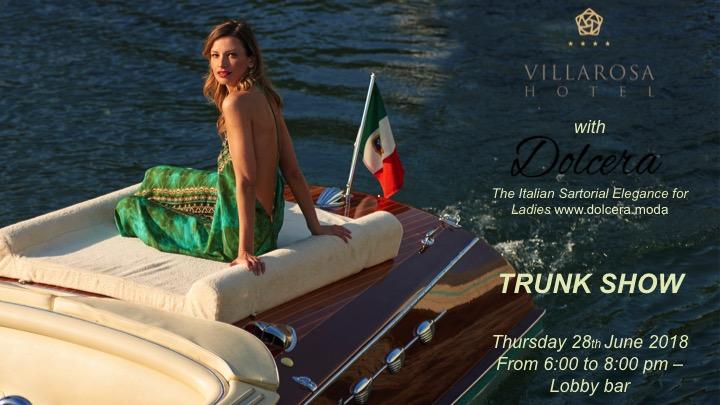 Villa Rosa Hotel with Dolcera